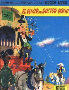 A Lucky Luke Adventure: Vol. 38 by Morris Jean Giraud, Bd Lucky Luke, Centre De Documentation, Luke Luke, Serpieri, Bilal, Western Comics, Morris, Magazines For Kids