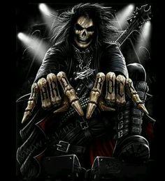 Hard Rock Metal Music