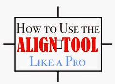 How to use the Silhouette Align Tool like a Pro | Silhouette School | Bloglovin'