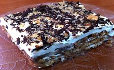 Cookbook Recipes, Cooking Recipes, Greek Recipes, Deserts, Sweets, Chocolate, Food, Tattos, Cakes