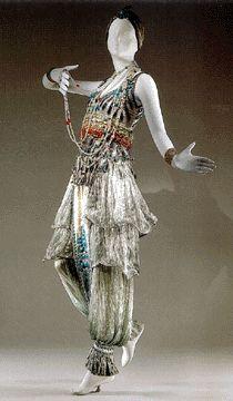Paul Poiret - 1911 - The Met.
