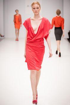 Je Suis Belle 2012 One Shoulder, Shoulder Dress, Minimalist Fashion, Women Wear, Collections, Dresses, Style, Vestidos, Swag