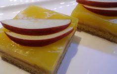 Výborný jablkový zákusok so želatínou, rýchly RECEPT Cheesecake, Desserts, Recipes, Food, Club, Tailgate Desserts, Deserts, Cheesecakes, Essen