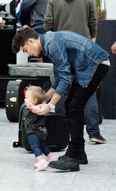 Baby Lux And Zayn   Zayn and Baby Lux! - Zayn Malik Picture