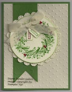 HSSCC91 by Diane Vander Galien - Cards and Paper Crafts at Splitcoaststampers