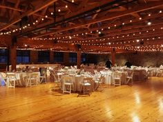 Rhinegeist Private Event Space set for wedding