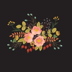 How to Create a Vintage Floral Arrangement Painting in Adobe Illustrator   Tuts+