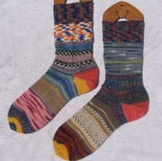 Crazy Socks ladies large 925 by hnick on Etsy Need A Hug, Crazy Socks, Wool Socks, Hand Knitting, Fall Outfits, Clothes For Women, Lady, Winter, How To Wear