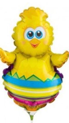 Easter Chicks Cum Egg Balloon