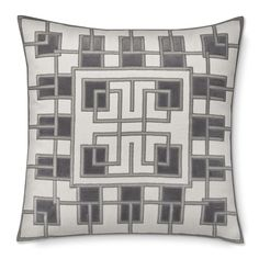 Patterned Accent Pillows   Williams Sonoma
