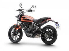 Ducati Scrambler Sixty2 400 (2015) #moto #design