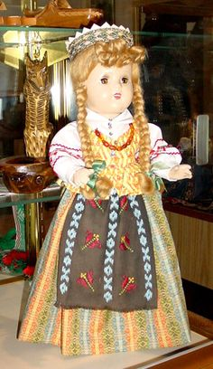 Lithuanian Doll