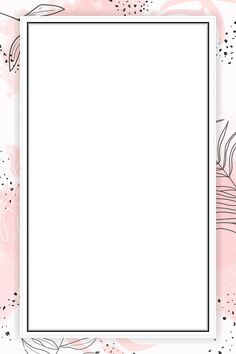 Pastel Background Wallpapers, Flower Background Wallpaper, Watercolor Background, Backgrounds, Frame Background, Powerpoint Background Design, Background Designs, Instagram Frame Template, Instagram Background