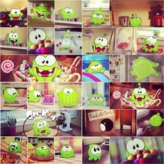 Do you love Om Nom Stories as much as our fan Marina does? #cuttherope #omnom #cute #green #little #monster #love #yummy #candy #sweets #playing #play #mobile #game #games #phone #fun #game #happy #funny #face #eyes #smile #nice http://cuttherope.net