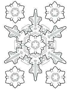 Dover Publications Creative Haven Snowflake Designs Coloring Book Dover Coloring Pages, Cool Coloring Pages, Printable Coloring Pages, Coloring Pages For Kids, Coloring Sheets, Coloring Books, Snowflake Coloring Pages, Christmas Coloring Pages, Doodle Coloring