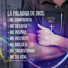 α JESUS NUESTRO SALVADOR Ω: La Palabra de Dios me conforta