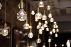 Lee Broom Crystal Bulb Shop
