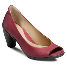 ECCO Sculptured 65 Peep Toe, Pumps, Sculpture, Shoes, Fashion, Moda, Zapatos, Shoes Outlet, Fashion Styles