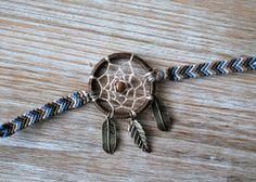 Bracelet brésilien dreamcatcher Kayenta   Brasilda Bijoux