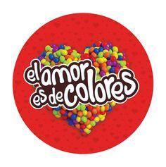 El amor es de colores