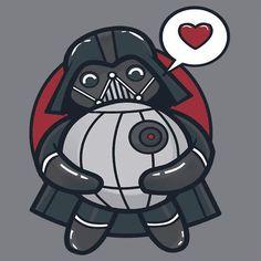 I love you, Death Star! <3 <3 <3