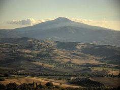 Monte Amiata Landscape. #maremma #tuscany #nature