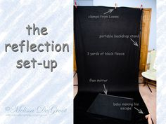 Sneak Peeks, Tips, and More by Melissa DeGroot: Reflections: The Long Awaited Tutorial