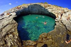 1.Thassos lagoon, Greece: On the beautiful island of Thassos, Greece lies a secluded natural lagoon called Giola (it is like a swimming pool carved into the rocks) 2.Papafragas Beach in Milos island, Greece: Tiny path leads to the tiny strip of sand that forms the naturist beach on Milos island, Greece 3.Melissani Cave, Kefalonia, Greece: Melisani is a fully developed cave located … Continue reading 30 Breathtaking Photos That Will Make You Want To Visit Greece