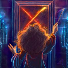 """ Said Hermione energetically, as Luna made a point of closing the door to the brain room behind them. Classe Harry Potter, Saga Harry Potter, Arte Do Harry Potter, Harry Potter Jk Rowling, Harry Potter Artwork, Harry Potter Magic, Harry Potter Universal, Harry Potter World, Fanart"