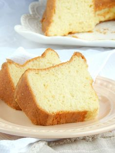 Lemon Syrup Cake with step-by-step photos Savarin, Cakes And More, Cornbread, Vanilla Cake, Banana Bread, Fondant, Cupcake Cakes, Catering, Cooking