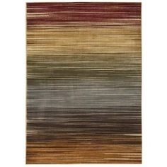Shop for Nourison Paramount Multicolor Rug (5'3 x 7'3). Get free shipping at Overstock.com - Your Online Home Decor Outlet Store! Get 5% in rewards with Club O!