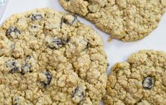 When life gives you extra instant oatmeal packets, make oatmeal cookies. So chewy and delicious you will prefer this way from now on. Instant Oatmeal Cookies, Best Oatmeal Cookies, Oat Cookies, Oatmeal Cookie Recipes, Oatmeal Packets, Stick Of Butter, Recipe Using, Sweet Tooth, Baking