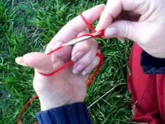 Norwegian Alternating Knit & Purl Cast On
