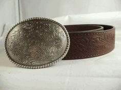 Basic Western Belt - $32.95