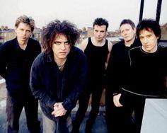 The Cure #PostPunk #NewWave #Band #Eurockéennes