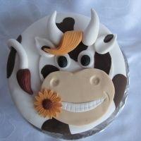 cow cake! :)