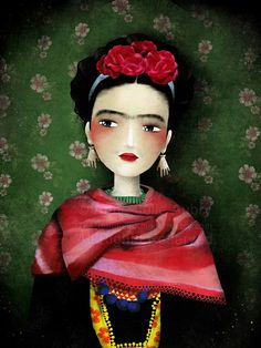 We love all things Frida Kahlo