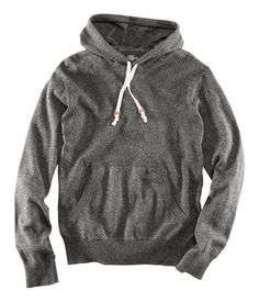 H Hooded Sweater