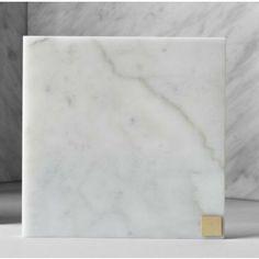 Skultuna Plus Carrara Marble Plate