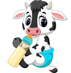 Illustration about Illustration of cute baby cow cartoon. Cute Baby Cow, Baby Cows, Cute Cows, Cute Babies, Cartoon Cartoon, Cute Cartoon Animals, Cute Animals, Cow Pictures, Cute Cartoon Pictures