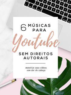Para ganhar dinheiro com o seu vídeo no Youtube, é necessário tomar alguns cuidados. Um deles é utilizar músicas sem direitos autorais. Disponibilizei 6 músicas para utilizar no seu canal.