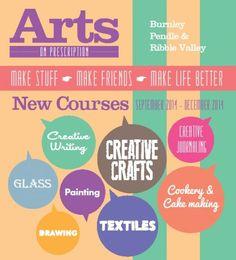 Arts on Prescription - Free Courses in Blackburn and Burnley - Creative Classes