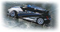 1/18 LaTrax Rally (#75054/#75054-1) Action Water 01