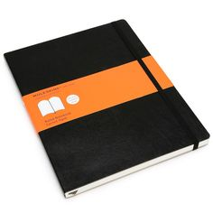 Moleskine Classic Extra-Large Soft Cover Ruled Notebook