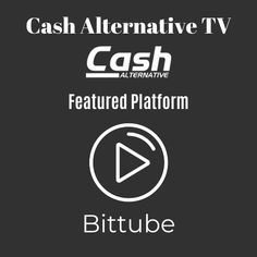 This week's featured Cash Alternative TV platform is Bittube!  If you miss any videos this week, you will be able to find them on this alternative to YouTube.  #bitcoin #altcoins #dash #crypto #blockchain #fintech #ecommerce #payments Hi Tech Logo, Tech Logos, News Health, Health Articles, Book Burning, How To Get Bigger, Policy Change, Logo Reveal, Video Channel