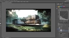 Architectural Post Production Tutorial - Compositing and Depth