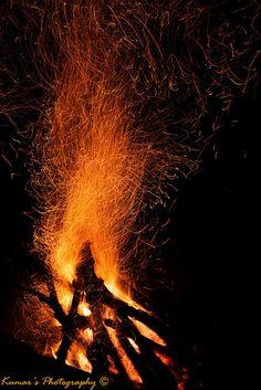 Camp Fire, via Flickr.