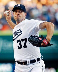 Detroit Tigers - Max Scherzer Best pitcher for 2013. Love to watch Max pitch