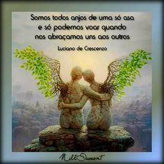 Somos todos anjos...