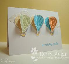 手作り好き必見!おしゃれな手作りお誕生日カードのヒントが沢山!作品をまとめました!